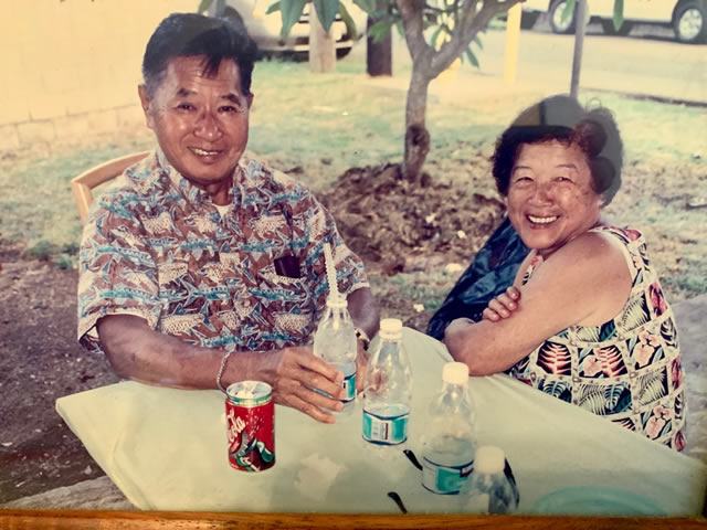 My service to the residents of Kina Ole Estate is inspired by the memory of my father, Clyde L.K. Chun